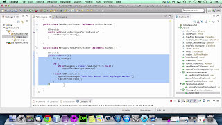 Java Chat – Client fertigstellen #12